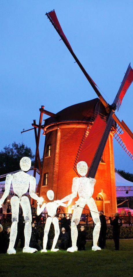 Rügenwalder Mühle; Nutzungskonzept; Bad Zwischenahn; Pommerel; Mühle; Event;