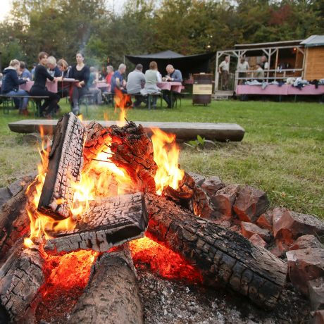 Barbecue, Live-Kommunikation, Feuer, Incentive